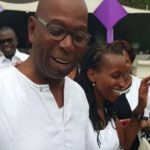 Wambui Collymore celebrates late hubby on their 4th wedding anniversary