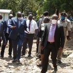 Shock as Magoha's bodyguard sexually harasses journalists
