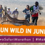 LEWA Safari Marathon:- World's Wildest Virtual Challenge