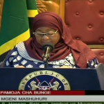Her Excellency Suluhu Hassan Address The Kenyan Parliament
