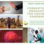 Dangers of corruption, drought and harsh economic times amidst covid 19 season