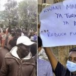 Fuel Hike Protesters Paralyze Entire Town