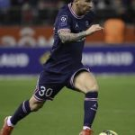 Messi Leads PSG in Clash Against Man City