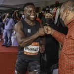 Blow to Sprinter Omanyala as Sponsor Pulls Out