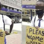 Girl Seen Crying Over School Fees in Nairobi CBD Gets Multiple Offers